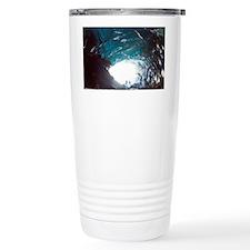 Mendenhall Glacier Ice  Travel Mug
