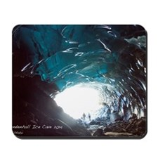 Mendenhall Glacier Ice Cave Mousepad