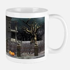 Haunted House 1 Mug