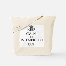 Cute I love bois Tote Bag