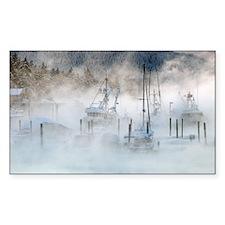 Statter Fog Harbor Decal