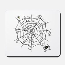 Spider Web Mousepad