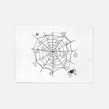 Spider Web 5'x7'Area Rug