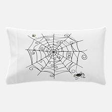 Spider Web Pillow Case