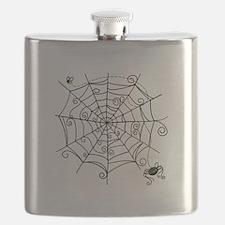 Spider Web Flask
