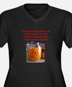 cheese snack Plus Size T-Shirt