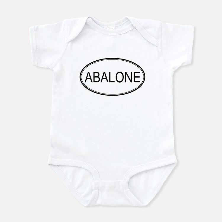 ABALONE (oval) Infant Bodysuit