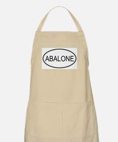 ABALONE (oval) BBQ Apron