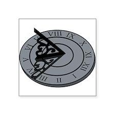 Sundial Sticker