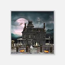 Haunted House 1 Sticker