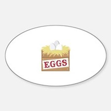 Eggs Crate Decal