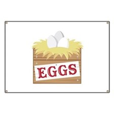 Eggs Crate Banner