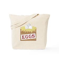 Eggs Crate Tote Bag