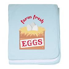 Farm Fresh baby blanket