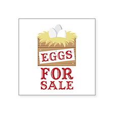 Eggs For Sale Sticker