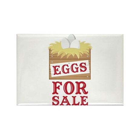 Eggs For Sale Magnets