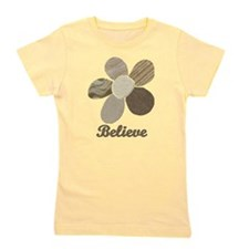 Believe Girl's Tee