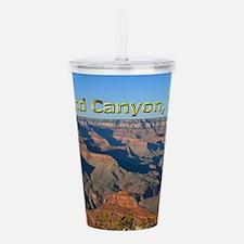 Grand Canyon National Park USA Acrylic Double-wall