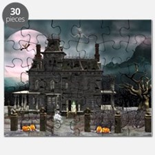Haunted House 1 Puzzle