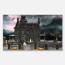 Haunted House 1 Decal