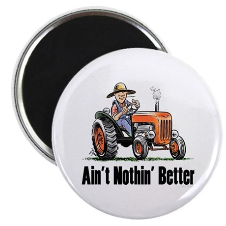 Tractor Magnet