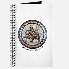 Bacchus God Of Wine Journal