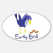 Early Bird Decal