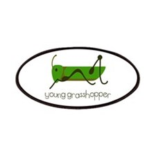 Young Grasshopper Patches