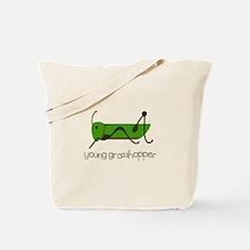 Young Grasshopper Tote Bag