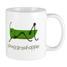 Young Grasshopper Mugs