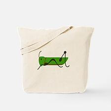 Cricket Grasshopper Tote Bag