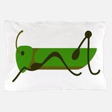Cricket Grasshopper Pillow Case