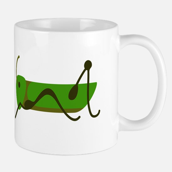 Cricket Grasshopper Mugs