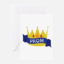 Prom Greeting Cards