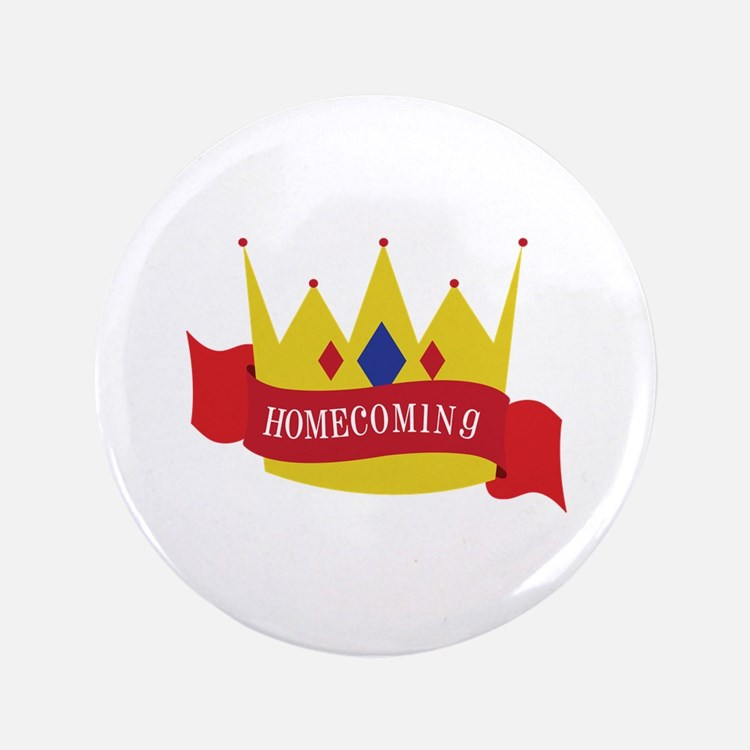 "Homecoming 3.5"" Button (100 pack)"