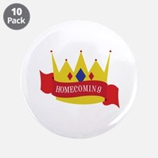 """Homecoming 3.5"""" Button (10 pack)"""