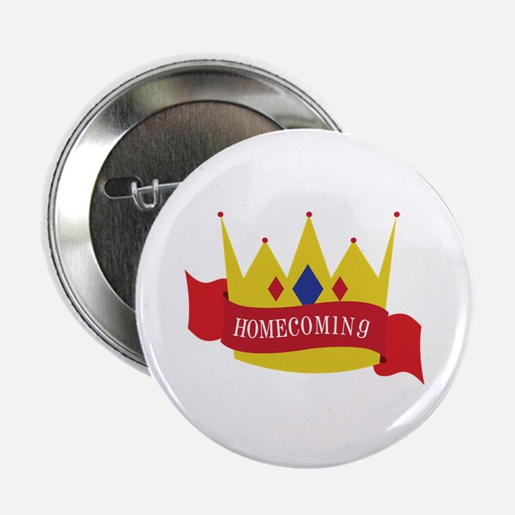 "Homecoming 2.25"" Button"