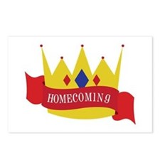 Homecoming Postcards (Package of 8)