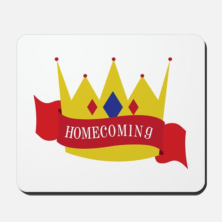 Homecoming Mousepad