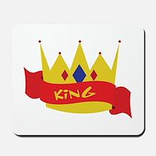 King Mousepad