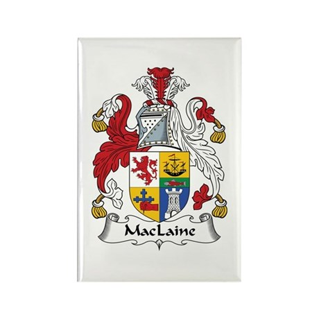 MacLaine (of Lochbuie) Rectangle Magnet