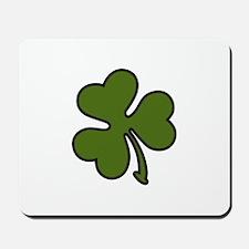 Three Leaf Clover Mousepad