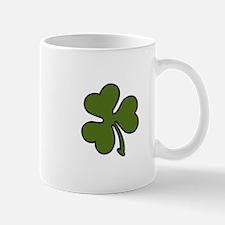 Three Leaf Clover Mugs