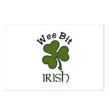 Wee Bit Irish Postcards (Package of 8)
