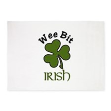 Wee Bit Irish 5'x7'Area Rug