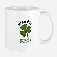 Wee Bit Irish Mugs