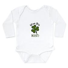 Wee Bit Irish Body Suit