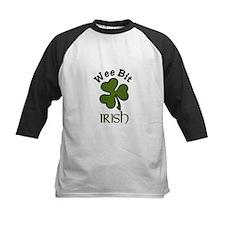 Wee Bit Irish Baseball Jersey
