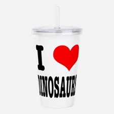 dinosaurs.png Acrylic Double-wall Tumbler