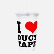 duct tape.png Acrylic Double-wall Tumbler